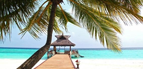 海外のビーチ