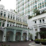 シンガポールのインターコンチネンタル
