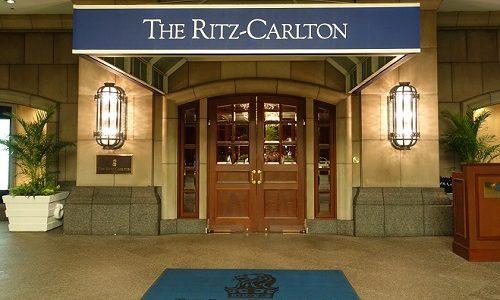 リッツ・カールトン大阪 SPGスターポイントを使って無料宿泊しました