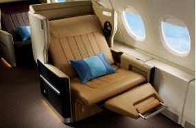 エアバスA380 特典航空券を利用できる路線について