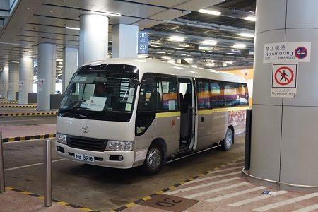 スカイシティ・マリオット・ホテル 香港宿泊記