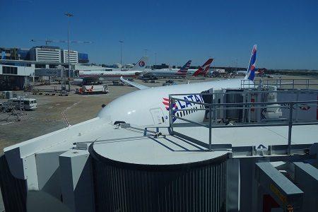 ラタム航空がワンワールドから撤退へ! ビジネスクラスを体験しての感想。