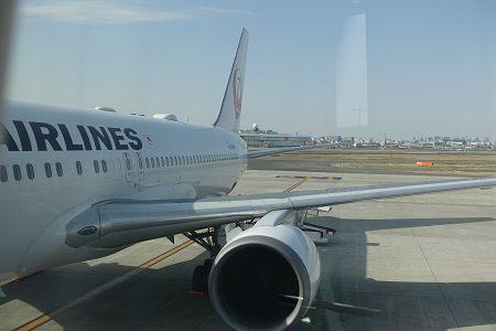 JALビジネスクラス SKY SUITEⅡで上海へ フルフラット搭乗記
