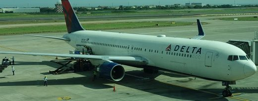 デルタ航空  1社1000マイルのキャンペーンはこうして貯める