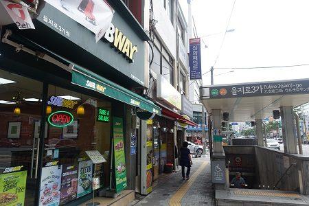 ソウルIHG  ホリデイ・イン エクスプレス 市街中心で安くて便利!【宿泊記】