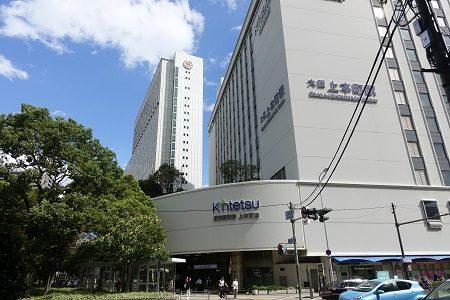 シェラトン都ホテル大阪。アクセス、朝食、プラチナ会員の特典をリポート。