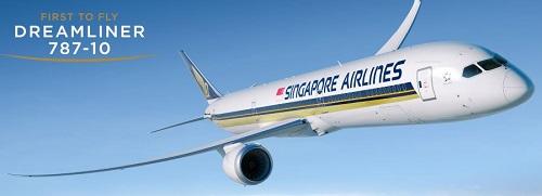 シンガポール航空セール 最新ビジネスクラスが関空発で78,000円!