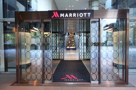 東京マリオットホテル ゴールド会員の特典、ラウンジ、朝食をレポート