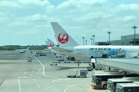 JAL国際線のアップグレードはおすすめ?利用方法、必要マイルまとめ。