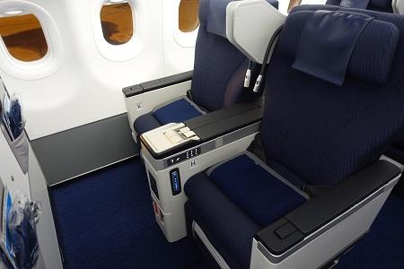 A320neoビジネスクラス