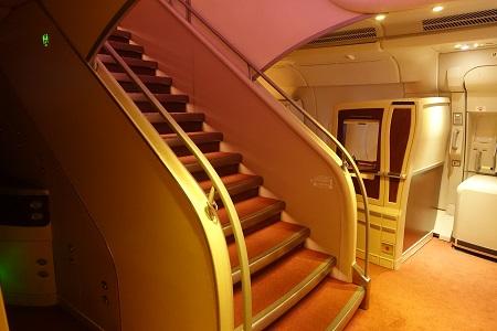 シンガポール航空のA380