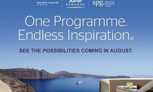 マリオットとSPGの新プログラム発表。気になる特典、今後どうなる?