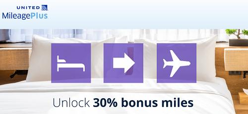 マリオット、IHGポイントをUAマイルに移行すると30%ボーナス!キャンペーンは11月30日まで。