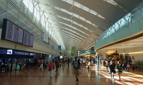 羽田空港でプライオリティパスは利用できる?
