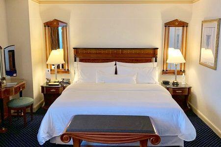 SPGアメックス継続特典の「無料宿泊」をウエスティン東京で使ってみた。