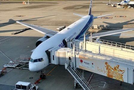 ANAマイルを使った国内線特典航空券。意外に空きがある直前は便利。