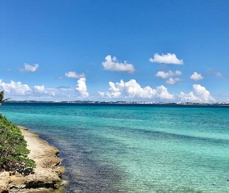 沖縄地方の海