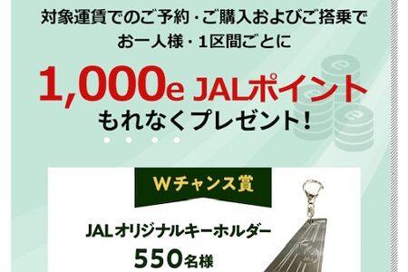 JAL、e JALポイント搭乗キャンペーンは4月7日まで!ANAは対象者限定でスカイコイン。