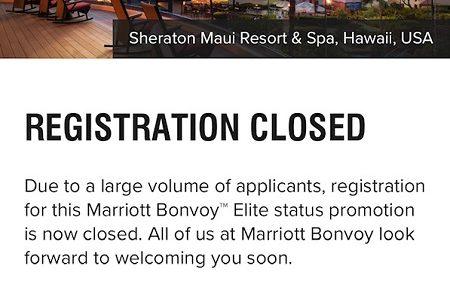 【受付中止】マリオットへのステータスマッチでプラチナへ!ヒルトン、IHG、アコー、ハイアットから申請可。